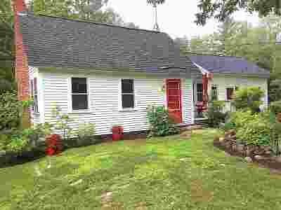 Orford Single Family Home Active Under Contract: 461 Indian Pond Road
