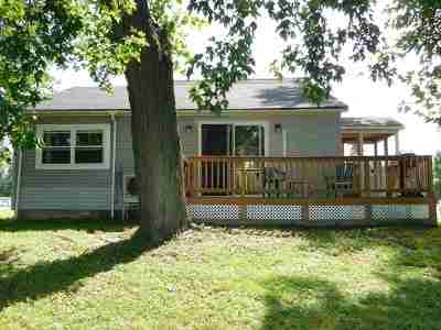 Swanton Single Family Home For Sale: 342 North River Street