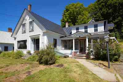 Newbury Single Family Home For Sale: 118 Boltonville Road