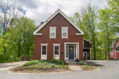 Ashland Single Family Home Active Under Contract: 9 Hill Avenue