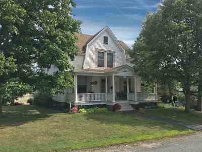Littleton NH Single Family Home For Sale: $229,000
