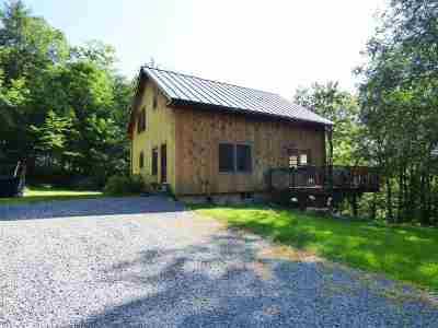 Monkton Single Family Home For Sale: 3401 Mountain Road