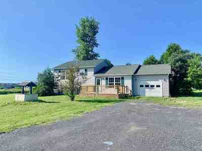 Franklin County Single Family Home For Sale: 35 Trombly Road