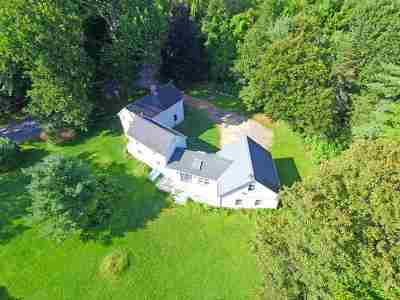 Hollis Single Family Home For Sale: 80 Pine Hill Road