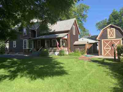 Concord Single Family Home For Sale: 3 Glen Street