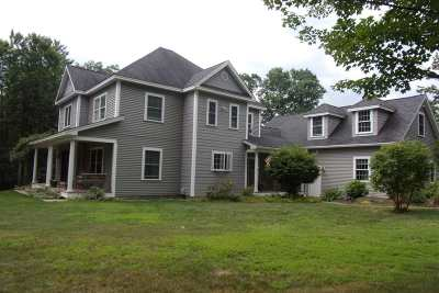 Candia Single Family Home For Sale: 48 Manseau Lane
