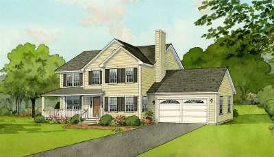 Hooksett Single Family Home For Sale: Lot 13-75 Crawford Lane