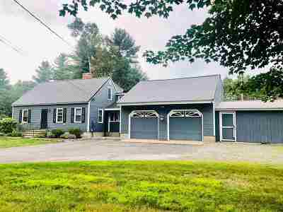 Concord Single Family Home For Sale: 41 Hoit Road