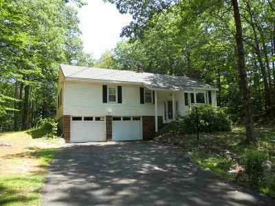 Bow Single Family Home For Sale: 37 Bow Bog Road