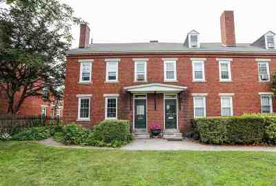 Manchester Condo/Townhouse For Sale: 78 W. Merrimack Street #2