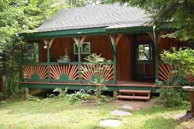 Rumney Single Family Home For Sale: 1725 Buffalo Road