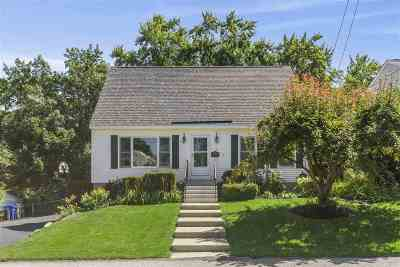 Manchester Single Family Home Active Under Contract: 74 S Cypress Street