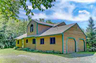 Franconia Single Family Home Active Under Contract: 150 Forest Road