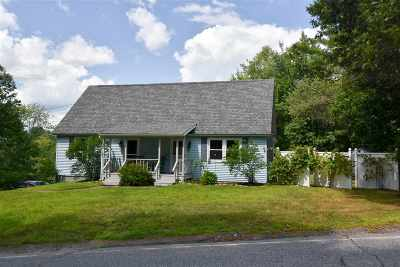 Gilford Single Family Home For Sale: 332 Hoyt Road