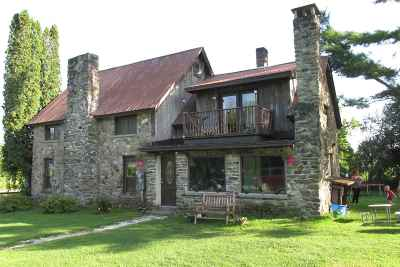 Franklin County Single Family Home For Sale: 364 Marvin Road
