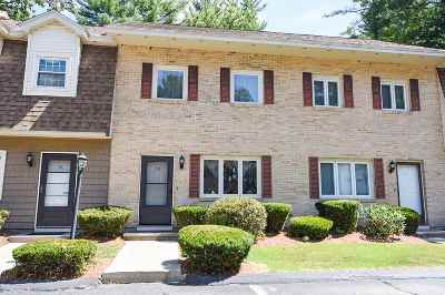 Manchester Condo/Townhouse For Sale: 50 Golfview Drive