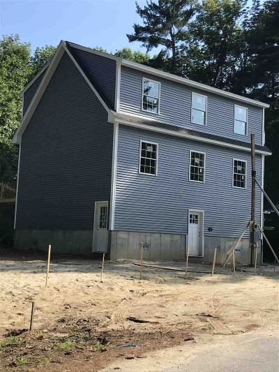 Goffstown Single Family Home For Sale: 17 Beaudoin Street