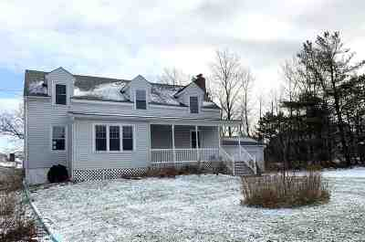 South Burlington Single Family Home For Sale: 1408 Hinesburg Road