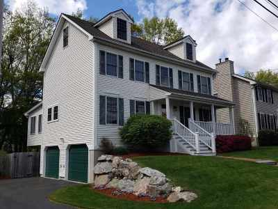 Manchester Single Family Home Active Under Contract: 170 Morning Glory Drive