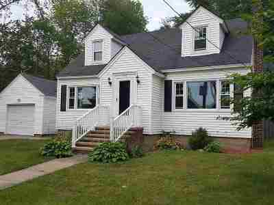 Manchester Single Family Home For Sale: 519 Candia Rd.