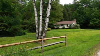 Lyme Single Family Home For Sale: 3 Maple Lane