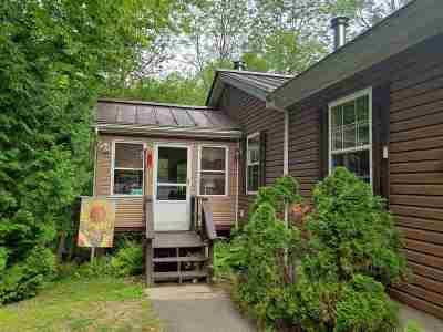 Rumney Single Family Home For Sale: 1566 Stinson Lake Road Road