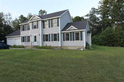 Derry Single Family Home For Sale: 25 Lampton Drive