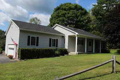 Hartford Single Family Home Active Under Contract: 268 Chandler Road