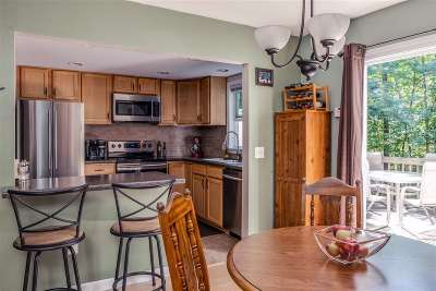 Chittenden County Condo/Townhouse Active Under Contract: 86 Pinecrest Drive #9E