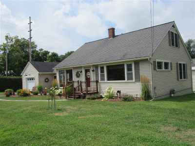 Swanton Single Family Home For Sale: 37 Spring Street