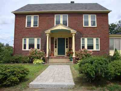 Concord NH Single Family Home For Sale: $349,000