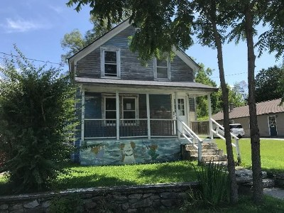 Rutland, Rutland City Single Family Home For Auction: 220 Stratton Rd Road