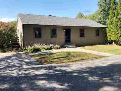 New Boston Single Family Home For Sale: 71 Tucker Mill Road