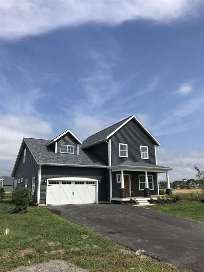 South Burlington Single Family Home For Sale: 199 Rye Circle