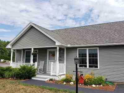 Loudon Single Family Home For Sale: 3 Violet Way
