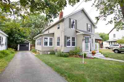 Manchester Single Family Home For Sale: 82 Forest Street