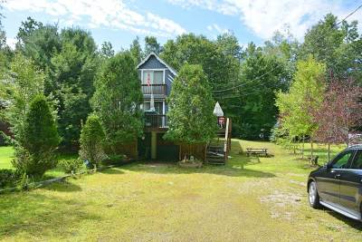 Moultonborough Single Family Home For Sale: 104 Mountain View Drive