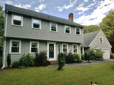 Single Family Home For Sale: 38 Hampton Falls Road
