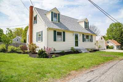 Single Family Home For Sale: 5 Central Avenue