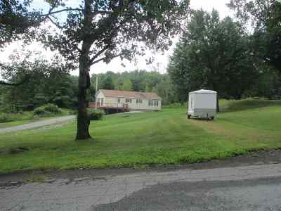 Laconia Single Family Home For Sale: 187 Eastman Road