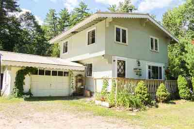 Conway Single Family Home For Sale: 65 Crown Ridge Road Road