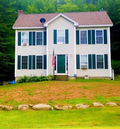 Bristol Single Family Home For Sale: 85 Robieson Drive
