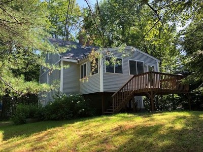 Moultonborough Single Family Home For Sale: 115 Glen Forest Drive