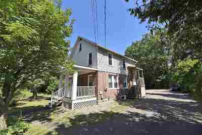 Essex Multi Family Home For Sale: 173 Pearl Street