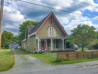 Single Family Home For Sale: 15 West Street