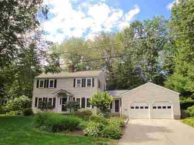 Concord NH Single Family Home For Sale: $361,000