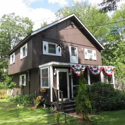 Grafton Single Family Home For Sale: 7 Birch Lane