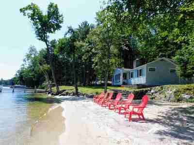 Moultonborough Rental For Rent: 67 Leeward Shores Road