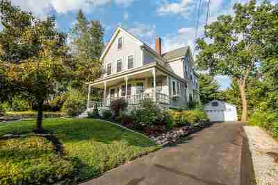 Manchester Single Family Home For Sale: 1041 Union Street