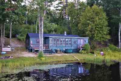 Sandown Single Family Home For Sale: 43 Cub Pond Road